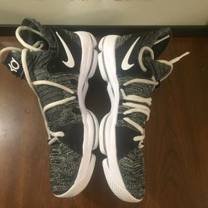 Nike Shoes - - NEW NWT - Nike KD 10 Oreo